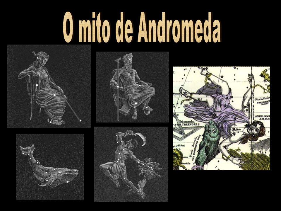 O mito de Andromeda