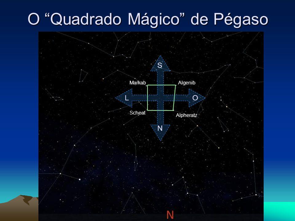 O Quadrado Mágico de Pégaso