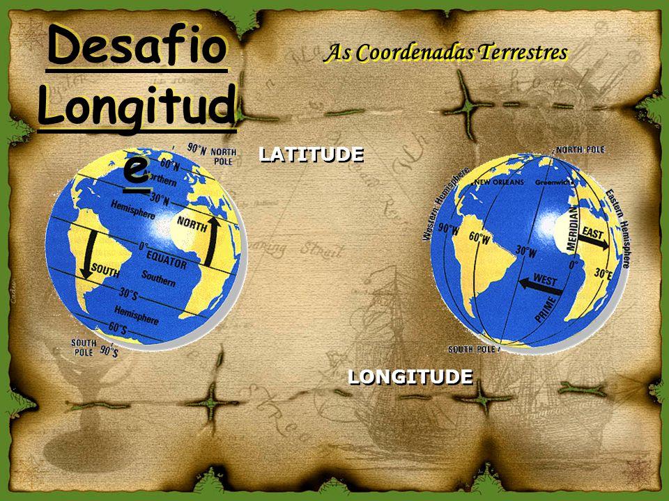 As Coordenadas Terrestres