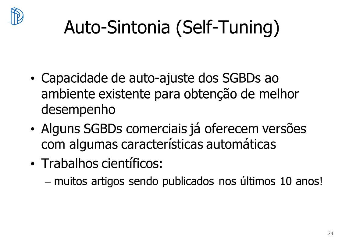 Auto-Sintonia (Self-Tuning)