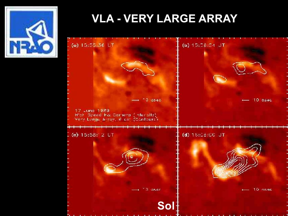 VLA - VERY LARGE ARRAY Sol