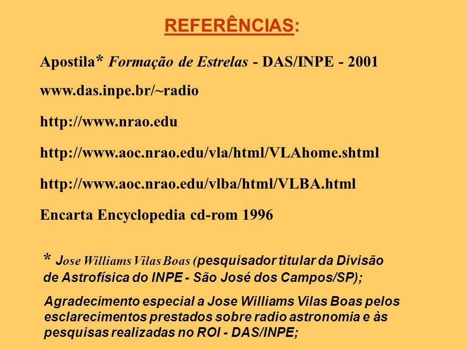 * Jose Williams Vilas Boas (pesquisador titular da Divisão