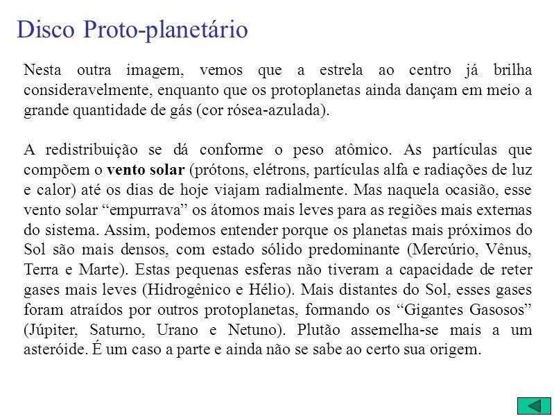 Disco Proto-planetário