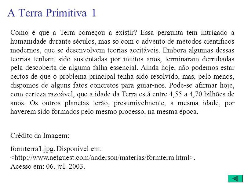 A Terra Primitiva 1