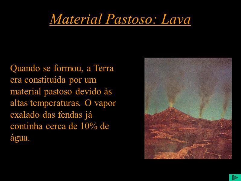 Material Pastoso: Lava
