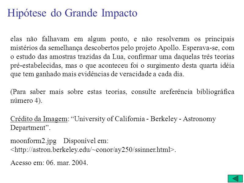 Hipótese do Grande Impacto