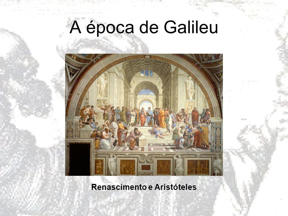 Renascimento e Aristóteles
