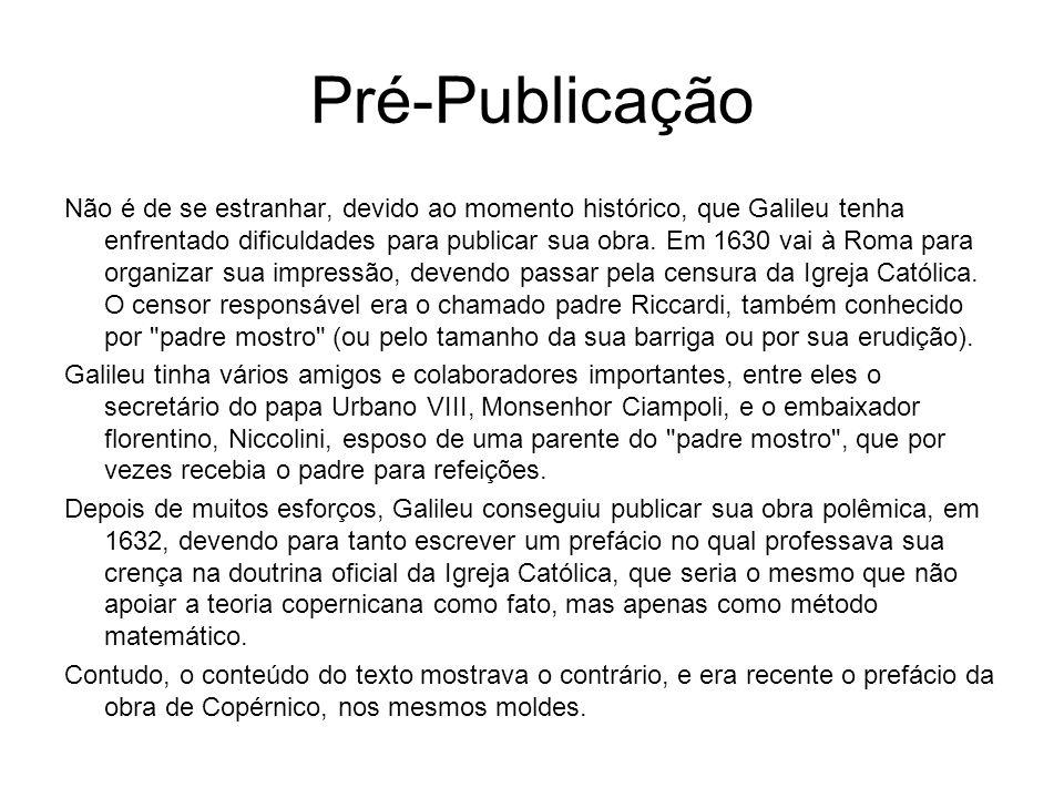 Pré-Publicação