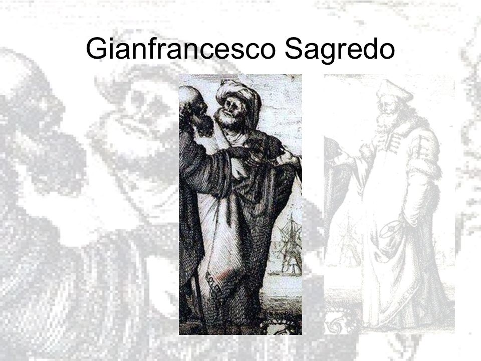 Gianfrancesco Sagredo