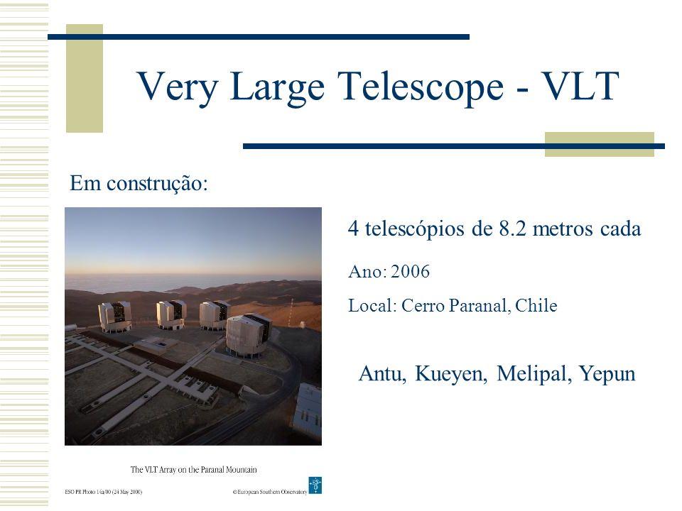 Very Large Telescope - VLT