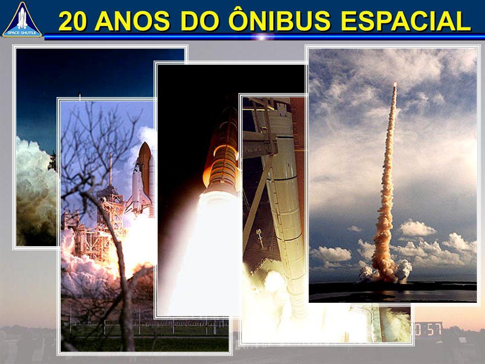 20 ANOS DO ÔNIBUS ESPACIAL