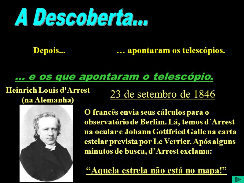Heinrich Louis d Arrest