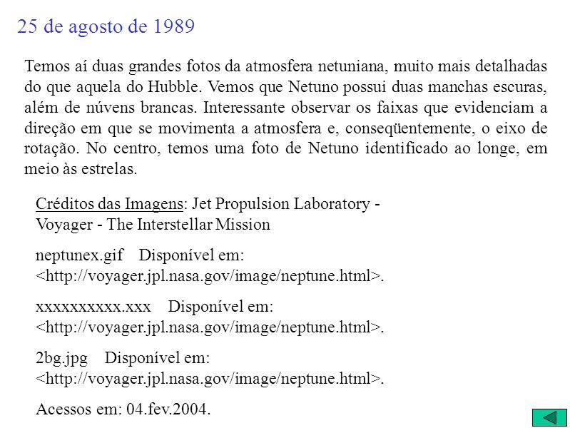 25 de agosto de 1989