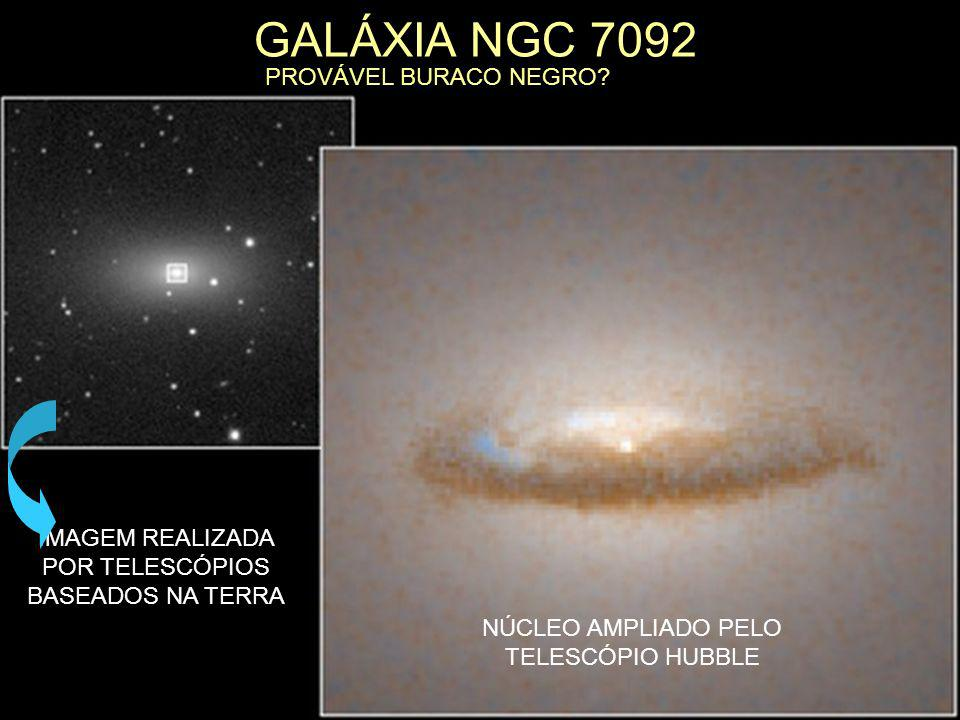GALÁXIA NGC 7092 PROVÁVEL BURACO NEGRO