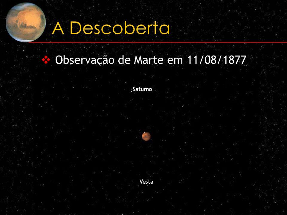 Observação de Marte em 11/08/1877