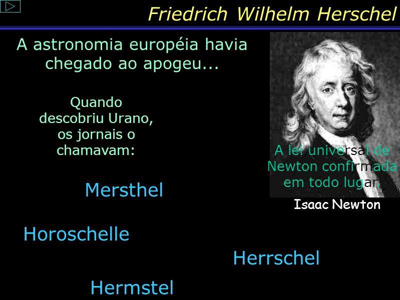 Friedrich Wilhelm Herschel