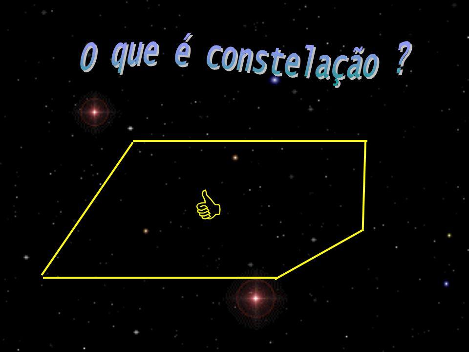 O que é constelação