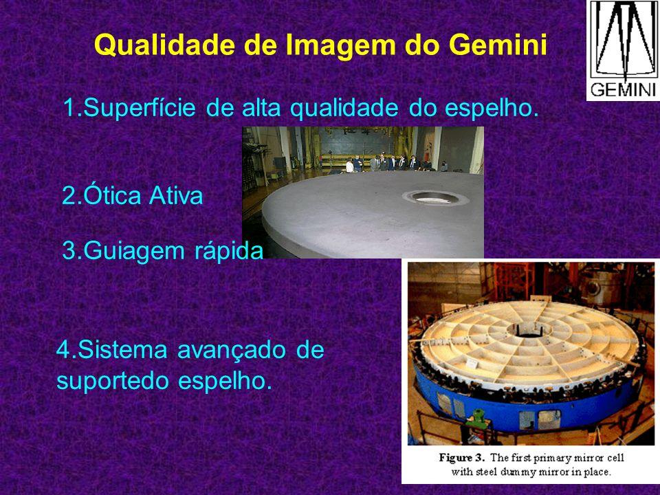 Qualidade de Imagem do Gemini