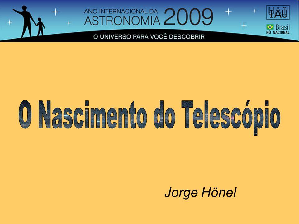 O Nascimento do Telescópio