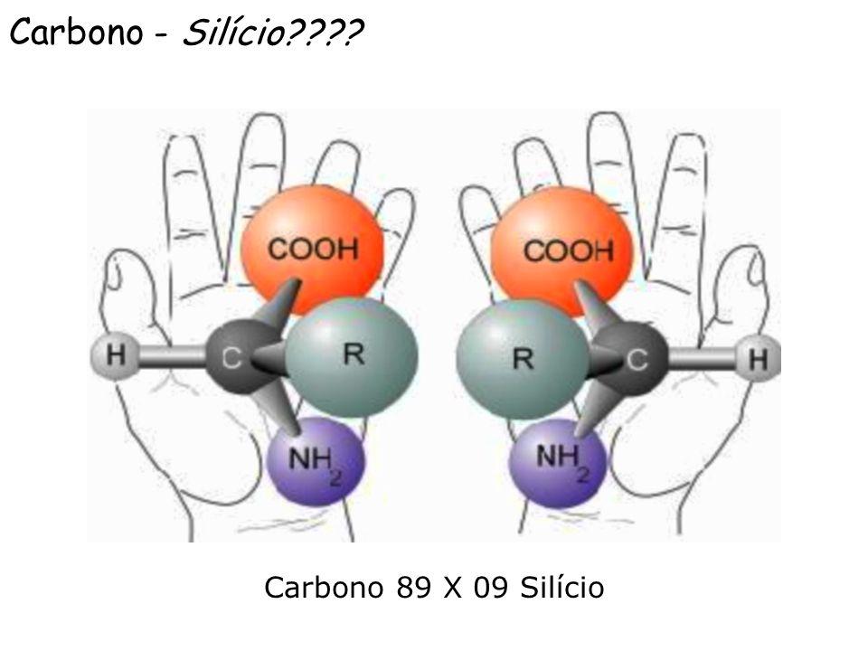 Carbono - Silício Carbono 89 X 09 Silício