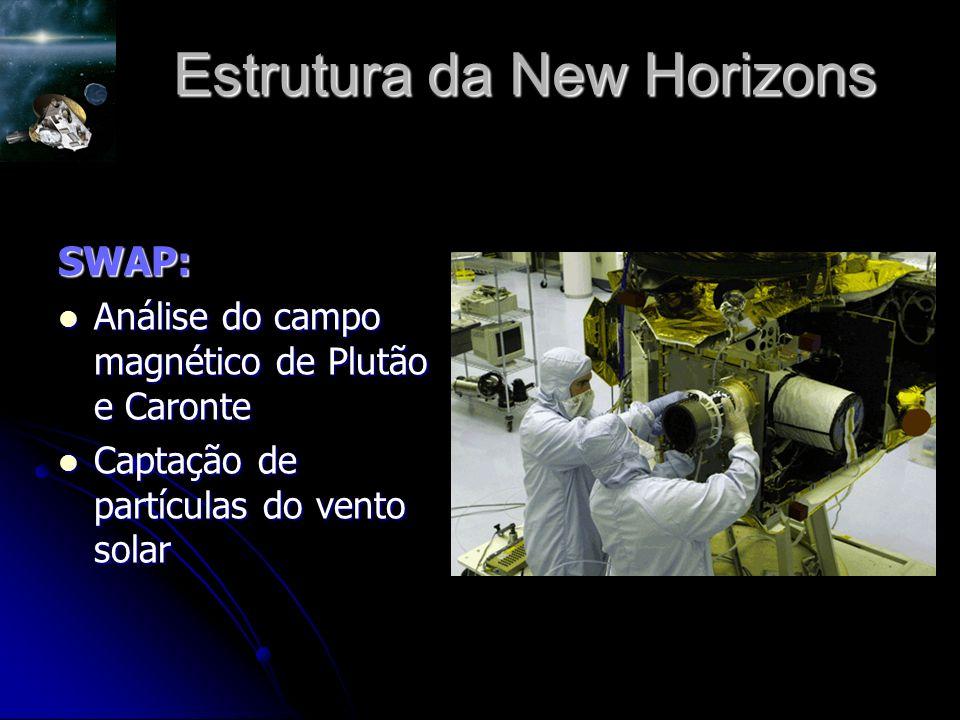 Estrutura da New Horizons