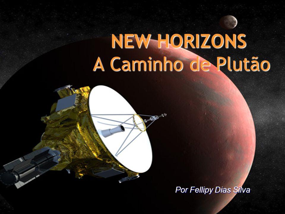 NEW HORIZONS A Caminho de Plutão