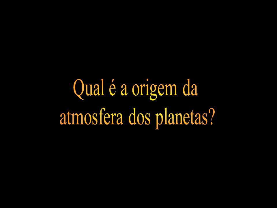 atmosfera dos planetas