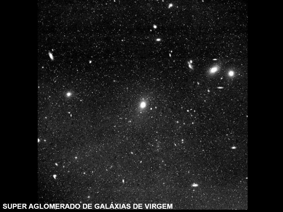 SUPER AGLOMERADO DE GALÁXIAS DE VIRGEM