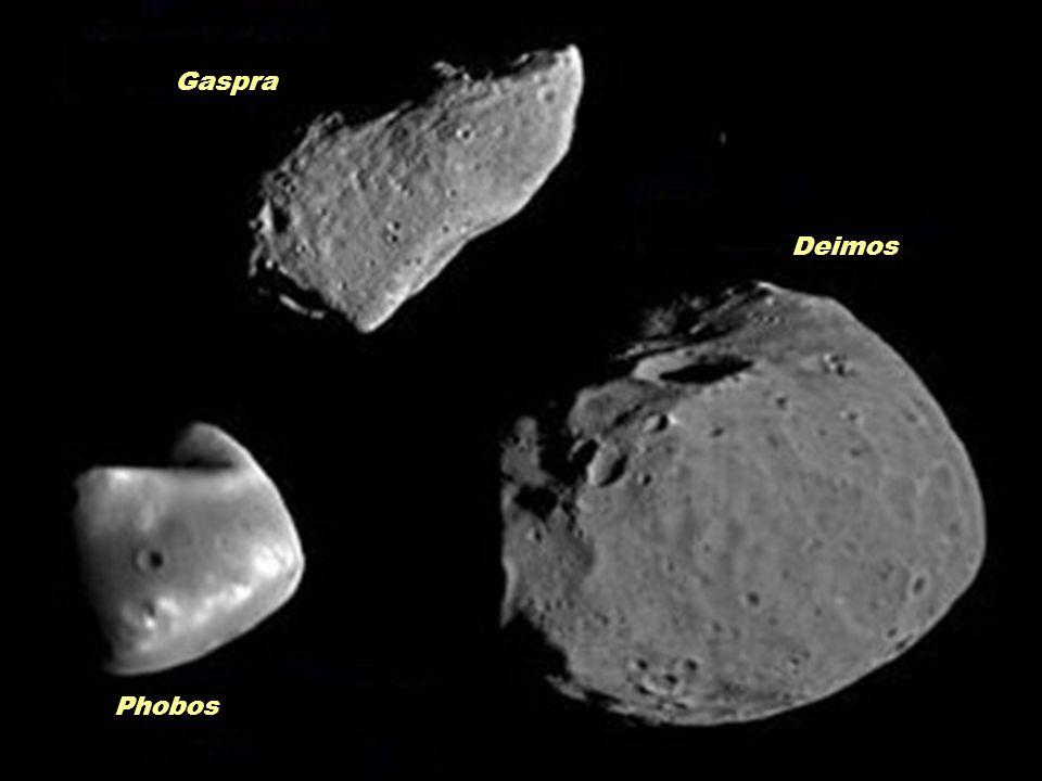 Gaspra Deimos Phobos