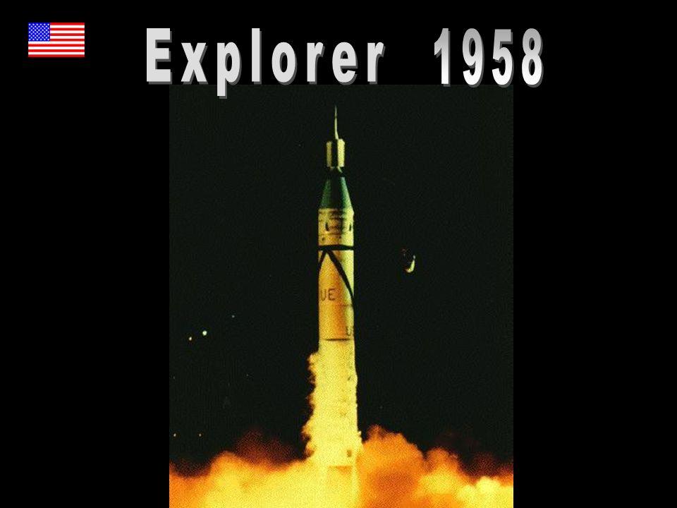 Explorer 1958