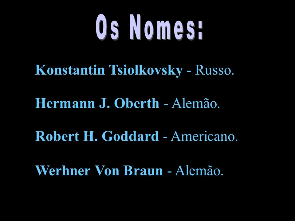 Konstantin Tsiolkovsky - Russo.