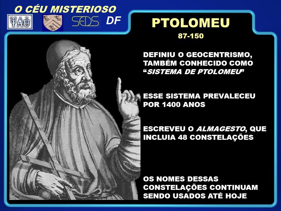 PTOLOMEU DF O CÉU MISTERIOSO 87-150