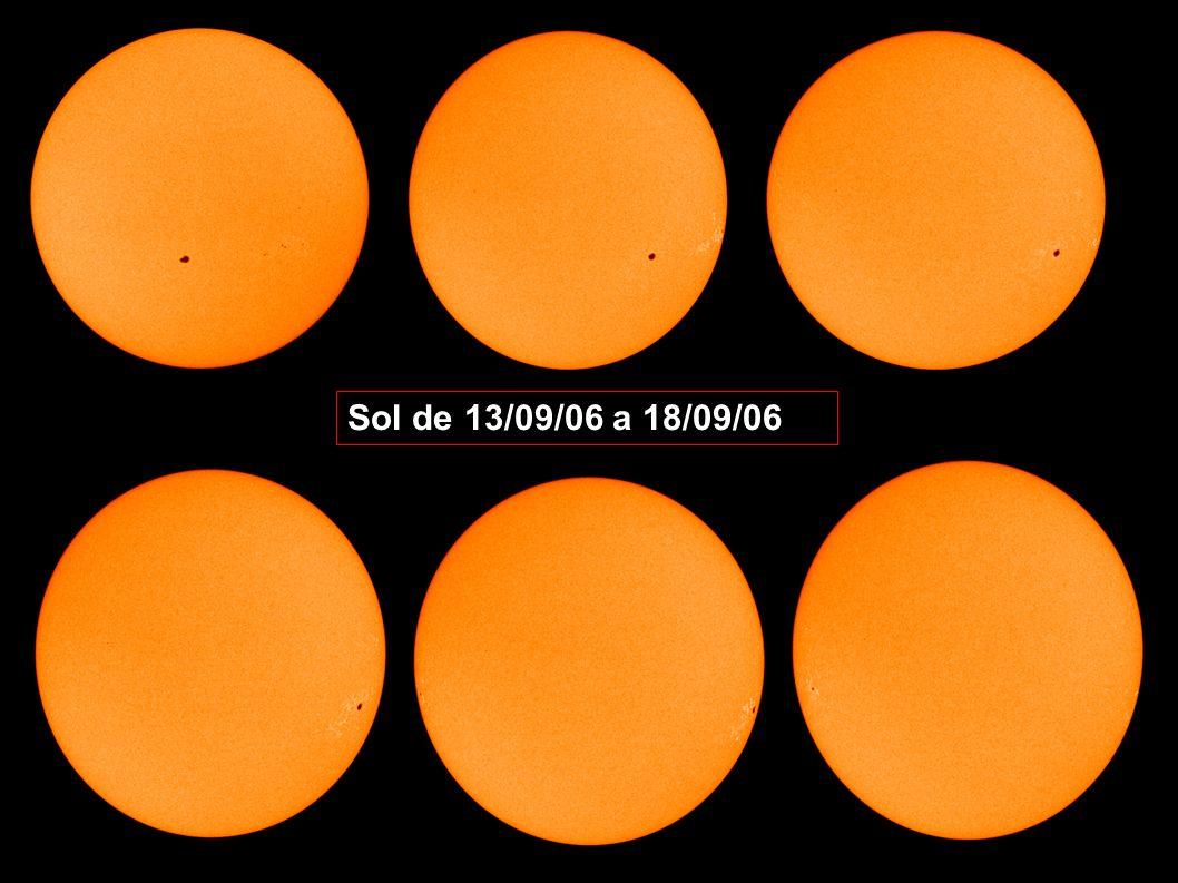 Sol de 13/09/06 a 18/09/06