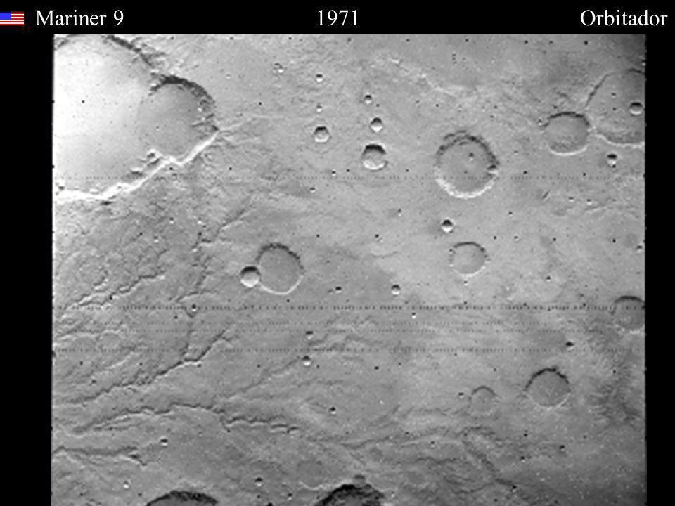 Mariner 9 1971 Orbitador