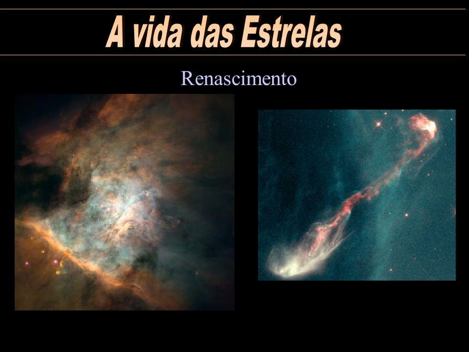A vida das Estrelas Renascimento
