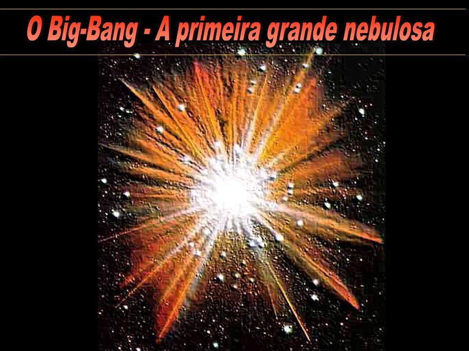 O Big-Bang - A primeira grande nebulosa