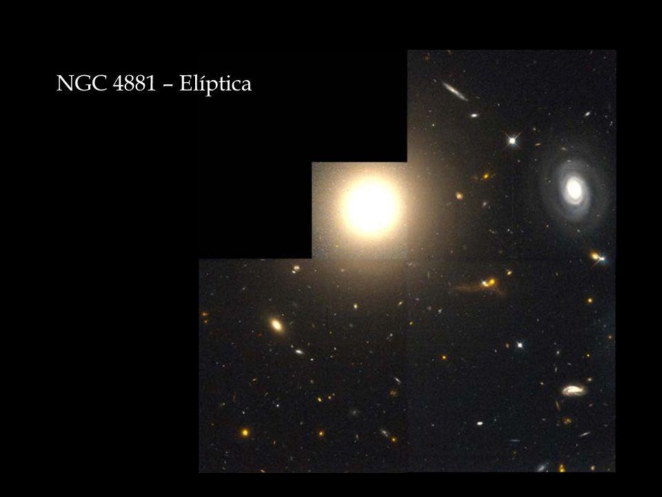 NGC 4881 – Elíptica