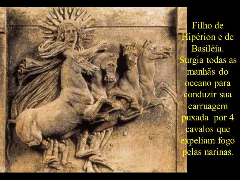 Filho de Hipérion e de Basiléia