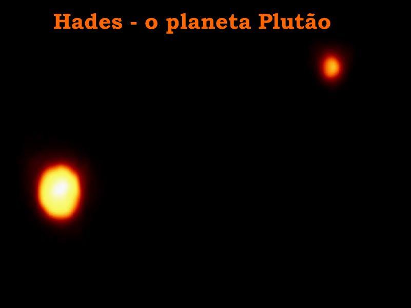 Hades - o planeta Plutão