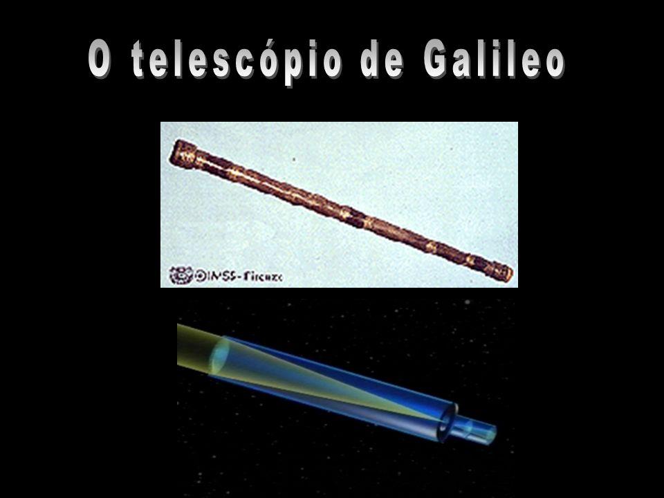 O telescópio de Galileo