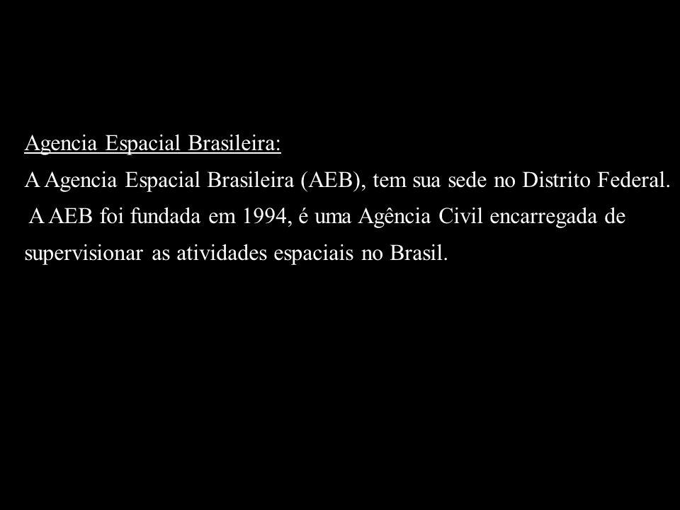 Agencia Espacial Brasileira: