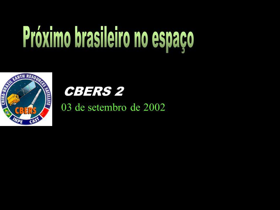 Próximo brasileiro no espaço