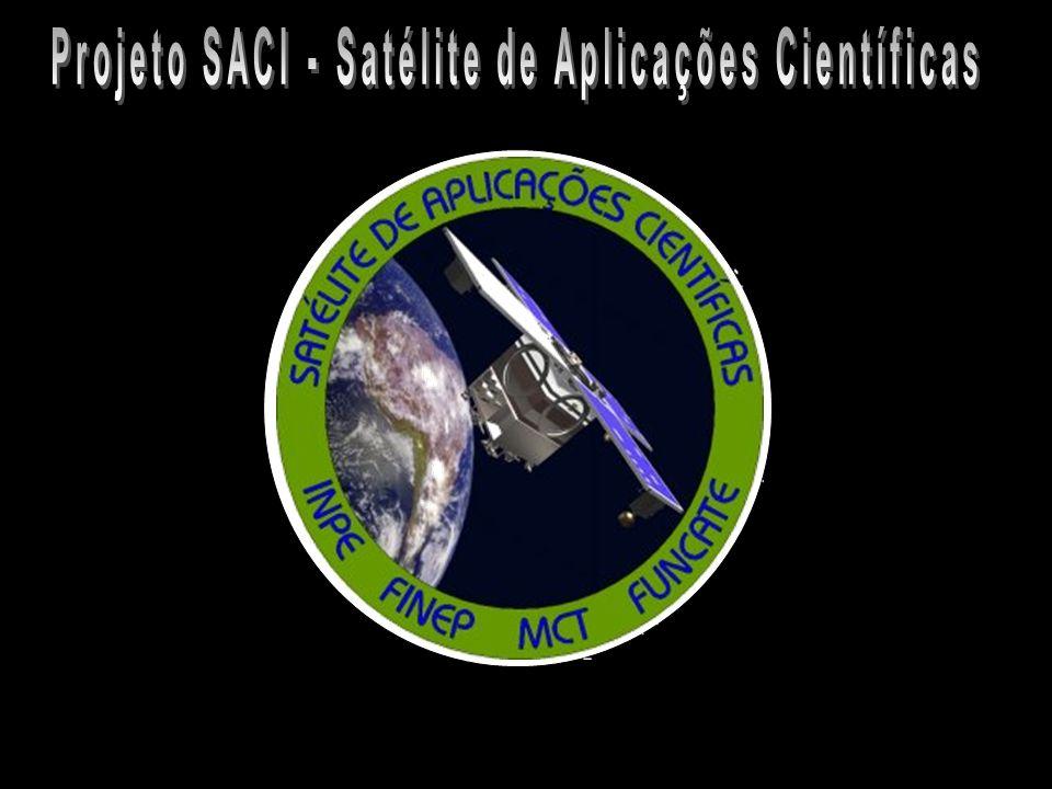 Projeto SACI - Satélite de Aplicações Científicas