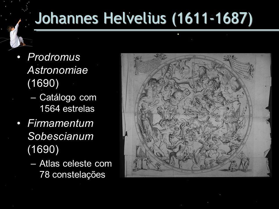 Johannes Helvelius (1611-1687)