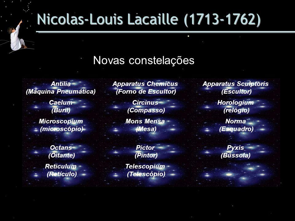 Nicolas-Louis Lacaille (1713-1762)