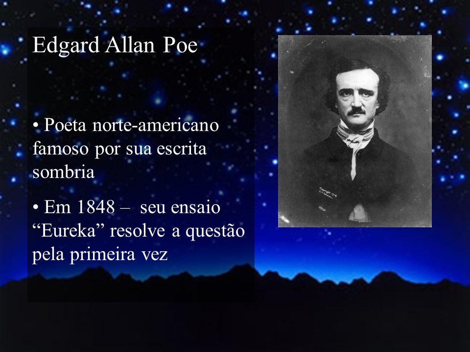 Edgard Allan Poe Poeta norte-americano famoso por sua escrita sombria
