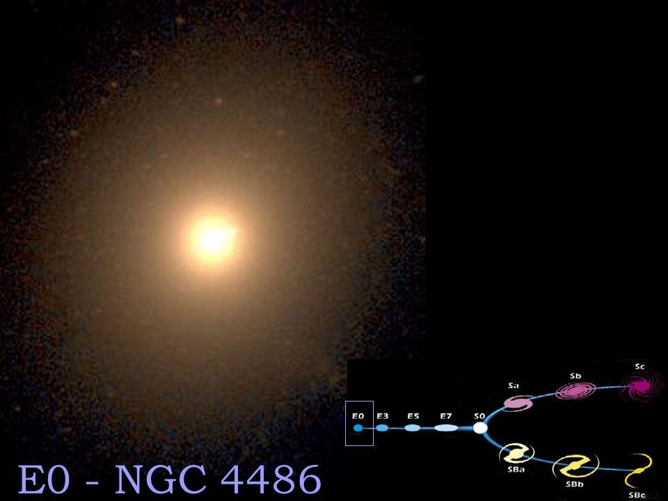 E0 - NGC 4486