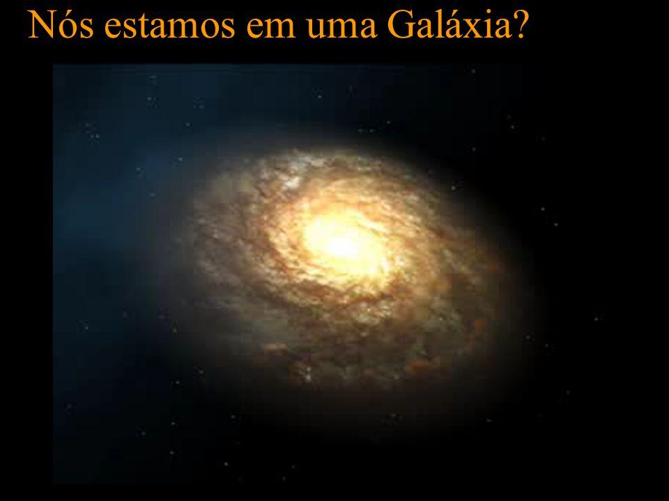 Nós estamos em uma Galáxia
