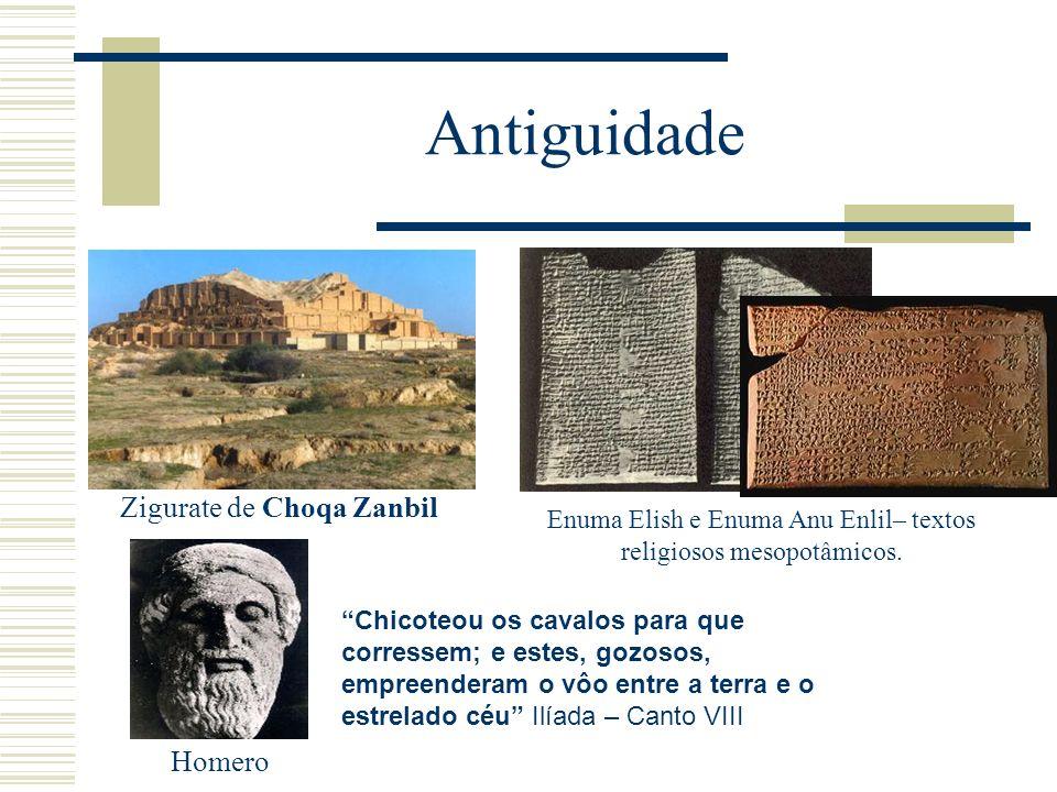 Antiguidade Zigurate de Choqa Zanbil Homero
