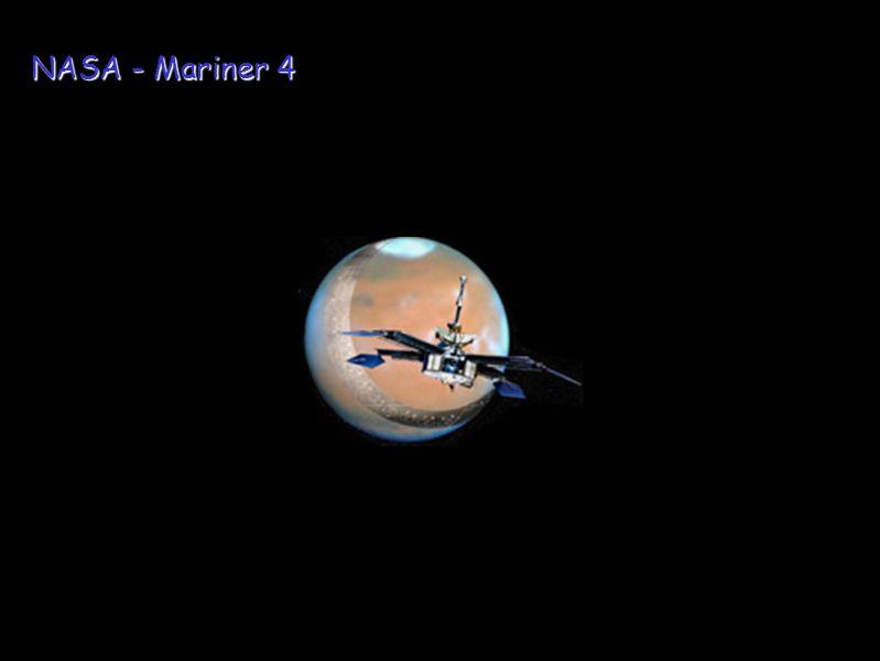 NASA - Mariner 4